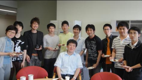 our laboratory(2010.05.25)