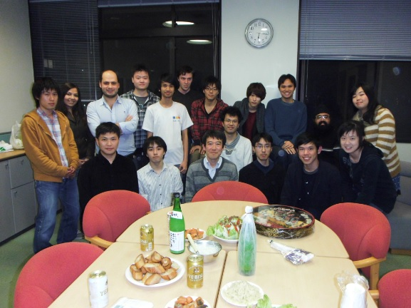 year-end party(2013.12.6)