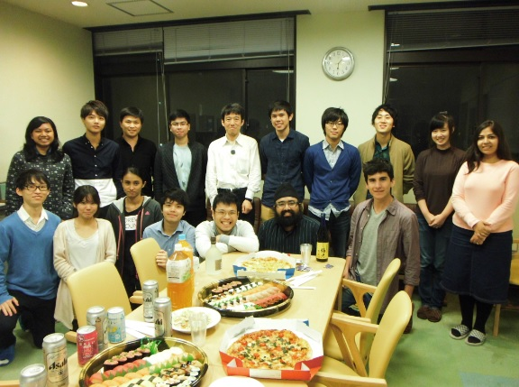welcome party(2014.10.22)