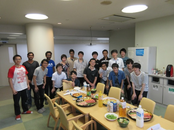 farewell party(2016.8.4)