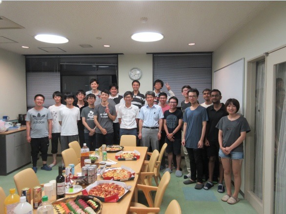 farewell party(2018.7.31)