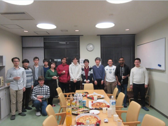 farewell party(2019.2.12)